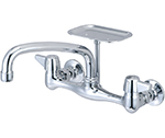 Central Brass 0048-UA1 Wall Mounted Faucet