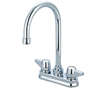 Central Brass 0094-KRA - BAR FAUCET SHELL 4-INCH CTRS 1/2-M