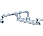 Central Brass 0120-A4 - KITCHEN SINK TOPMOUNT 1/2-M PIPE