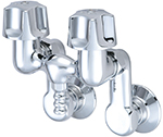 Central Brass 0211 - Leg Tub Faucet