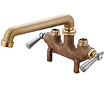 Central Brass 0466-5 - LAUNDRY FAUCET 3 1/2 CTRS 1/2 CXC