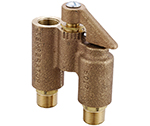 Central Brass 0555 - TEMPERATOR VALVE 3/8 PIPE