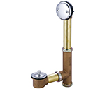 Central Brass 1645-PR Multi-Tub Centralift lift and turn drain