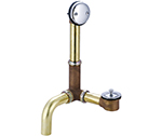 Central Brass 1645-S - Multi-Tub Centralift lift and turn drain
