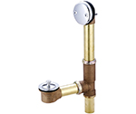 Central Brass 1645 - Multi-Tub Centralift lift and turn drain