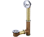 Central Brass 1665-XP17 - BATH DRAIN TRIP LEVER 14-16 TUB P17